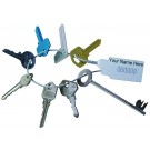 Secure Key Ring