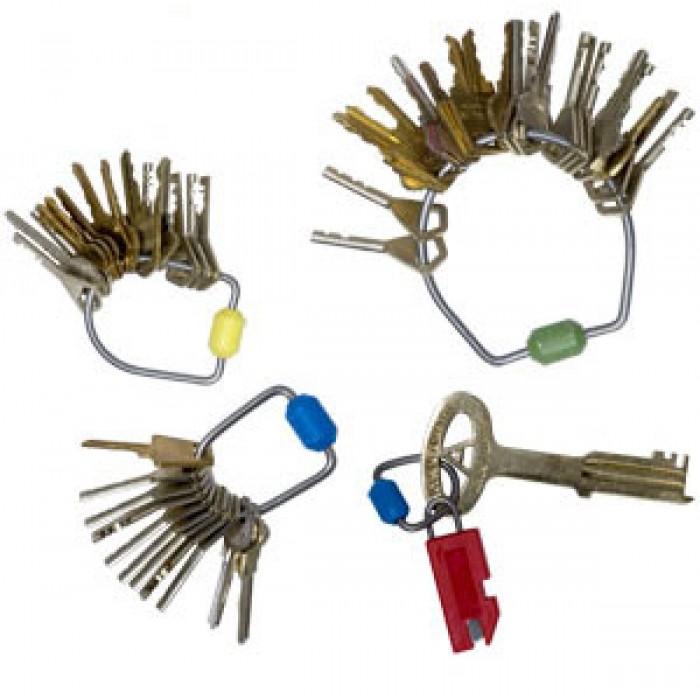 Key Ring with Hub - Medium