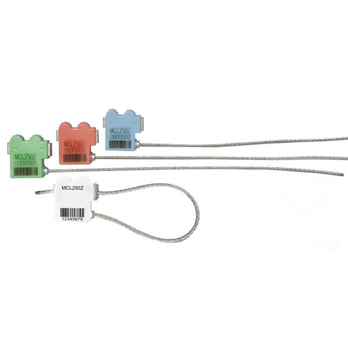 MCLZ 250 (Mega Cable Lock Zinc)